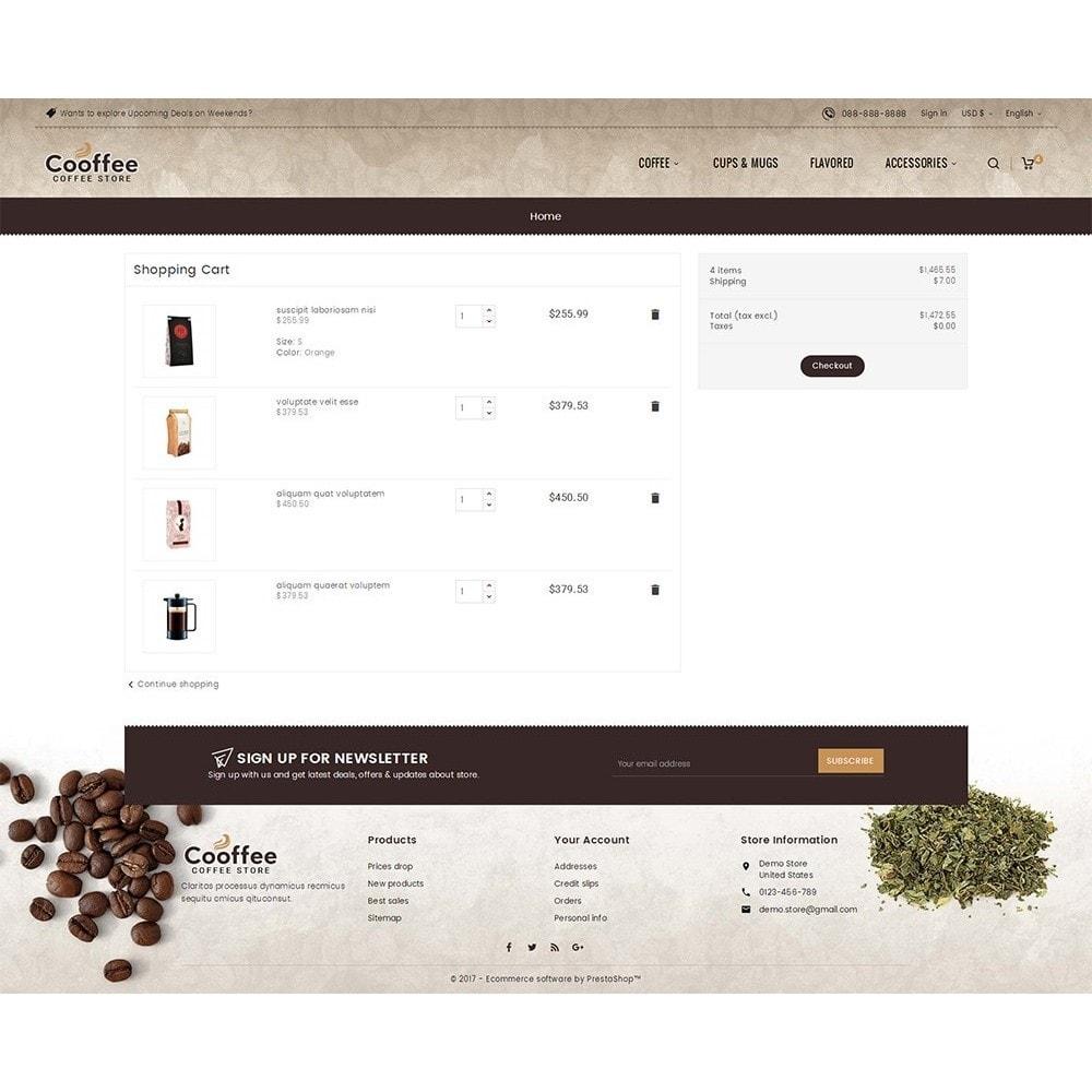 theme - Getränke & Tabak - Cold Coffee Store - 7