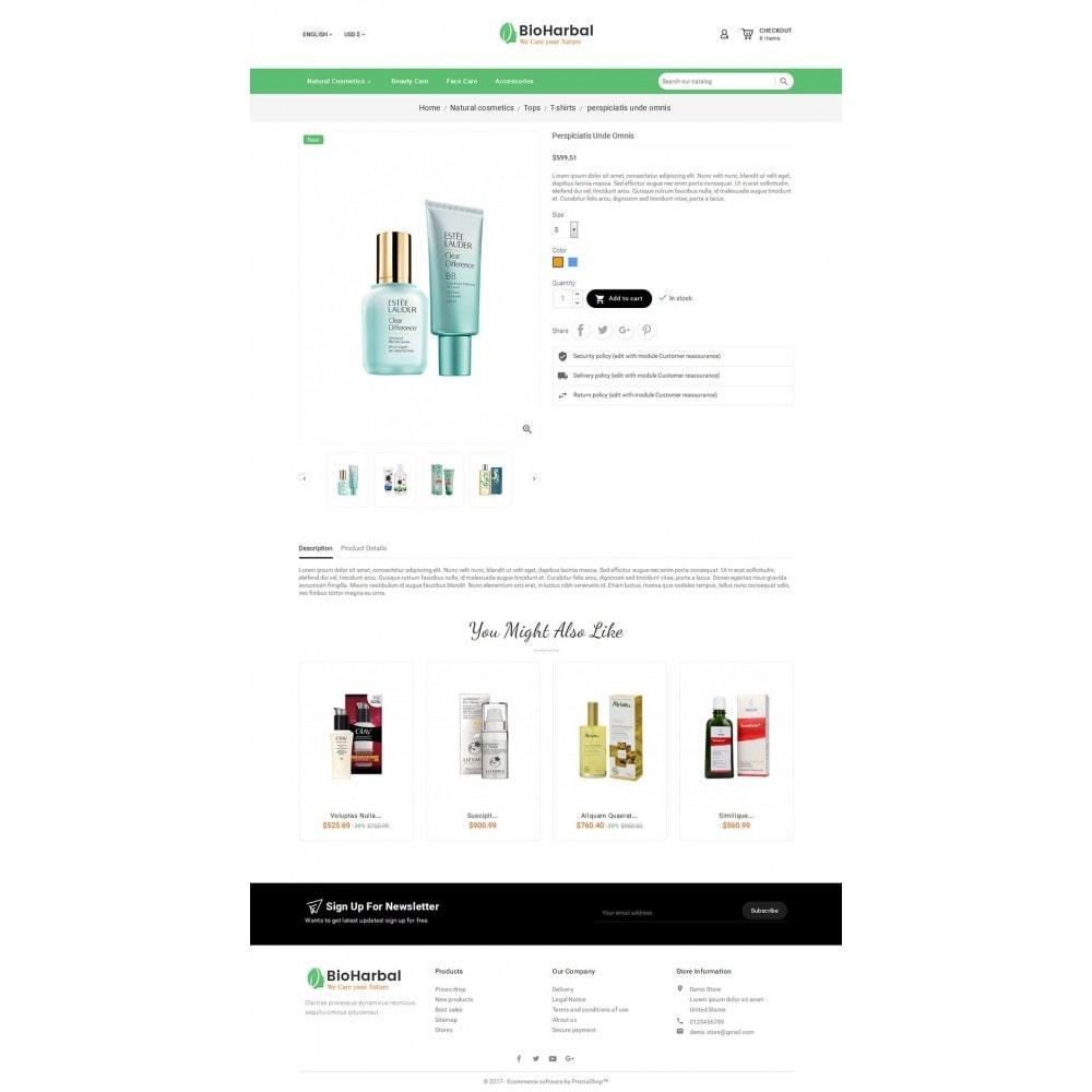 theme - Salute & Bellezza - Bio Cosmetics Store - 6