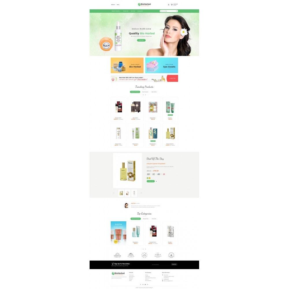 theme - Santé & Beauté - Bio Cosmetics Store - 3