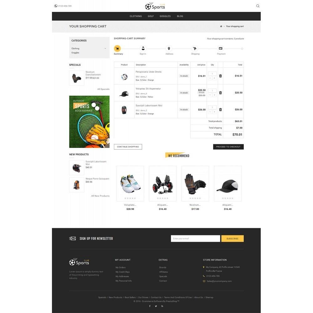 theme - Sport, Attività & Viaggi - Sports Store - 6