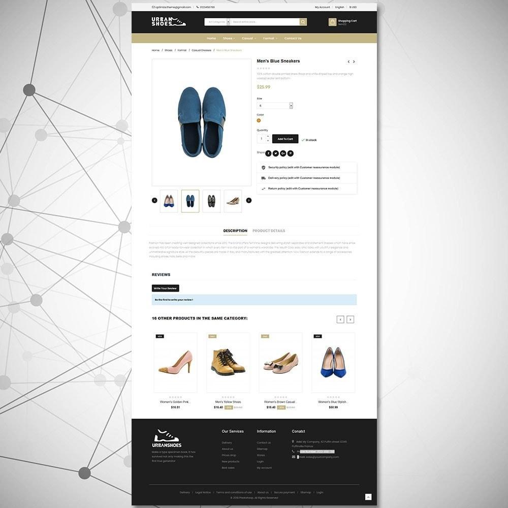 theme - Mode & Schuhe - Stedelijke schoenenwinkel - 6