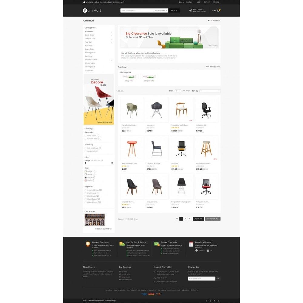 theme - Heim & Garten - Mega Furniture Store - 4