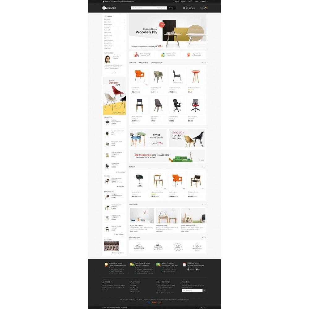 theme - Casa & Giardino - Mega Furniture Store - 2