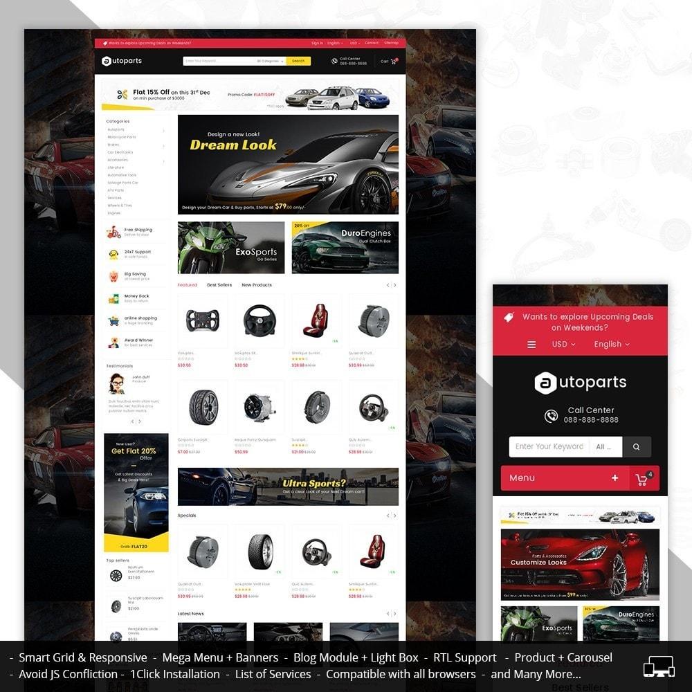theme - Auto & Moto - Mega Auto Parts - 2