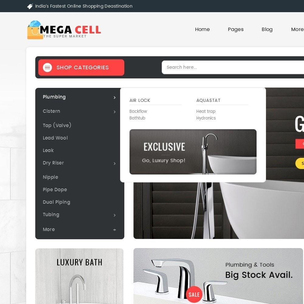 theme - Coches y Motos - Mega Cell Plumbing Apparatuses - 9