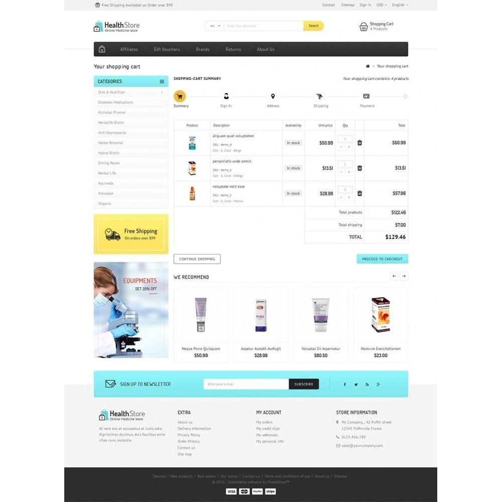 theme - Gesundheit & Schönheit - Medicine Store - 6