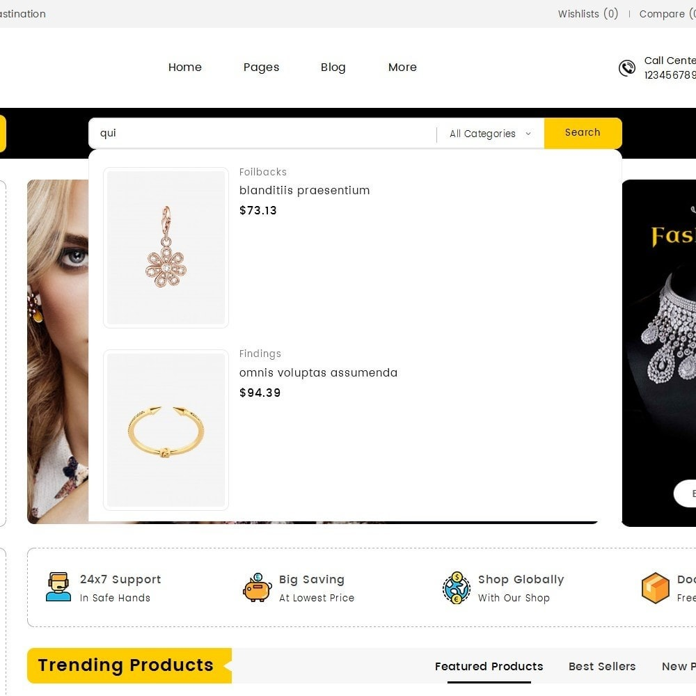 theme - Bijoux & Accessoires - Mega Cell Jewelry Imitation - 10