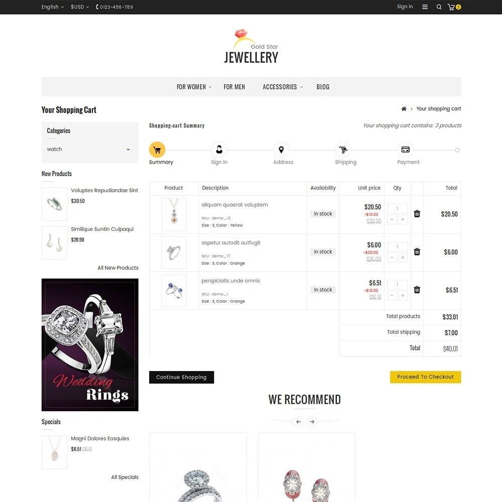 theme - Schmuck & Accesoires - Jewelry Store - 6