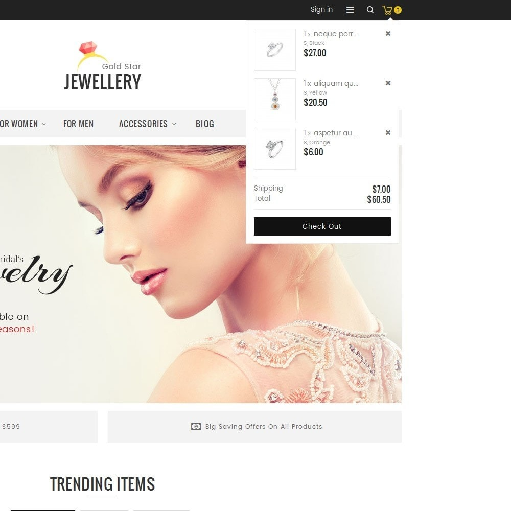 theme - Bellezza & Gioielli - Jewelry Store - 9