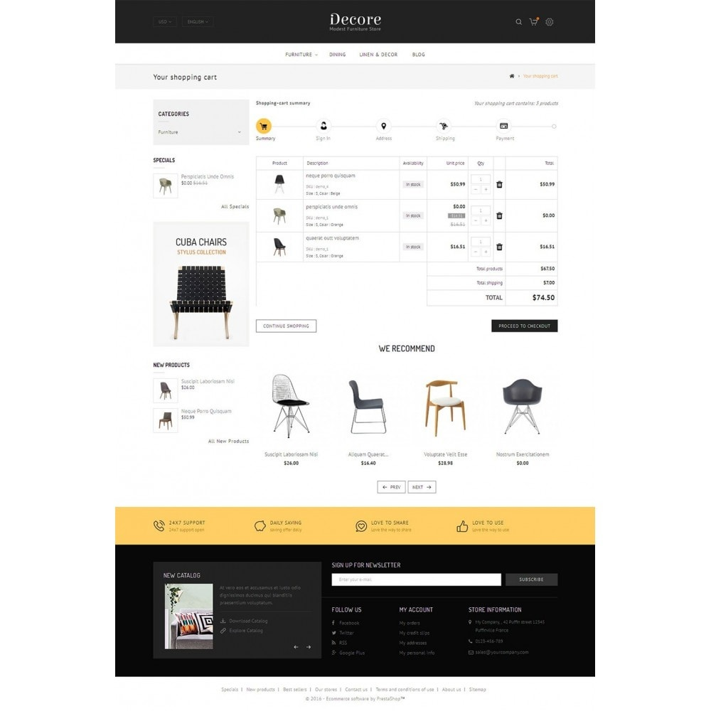theme - Casa & Giardino - Furniture Shop - 6