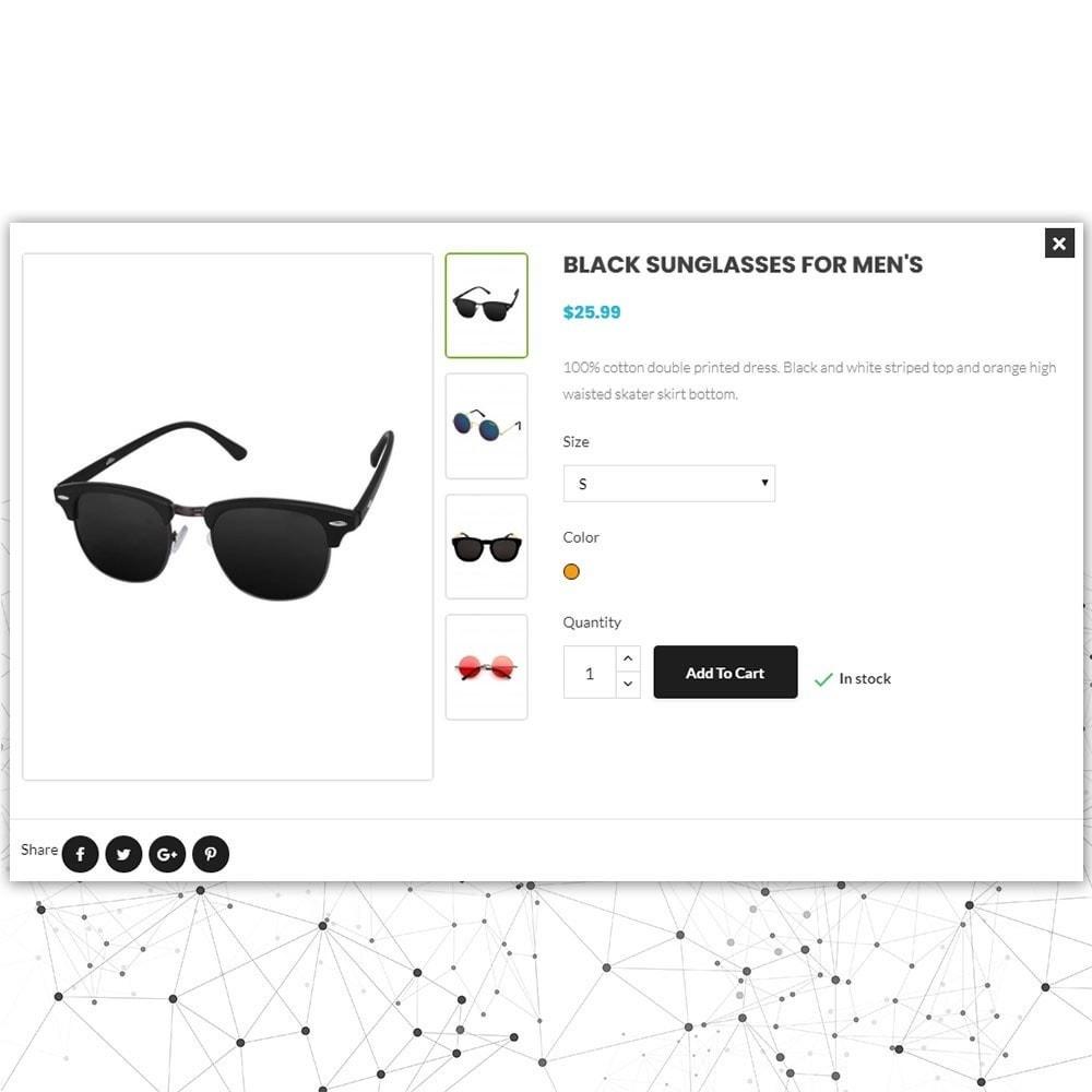 theme - Мода и обувь - Магазин солнцезащитных очков Comfort - 7