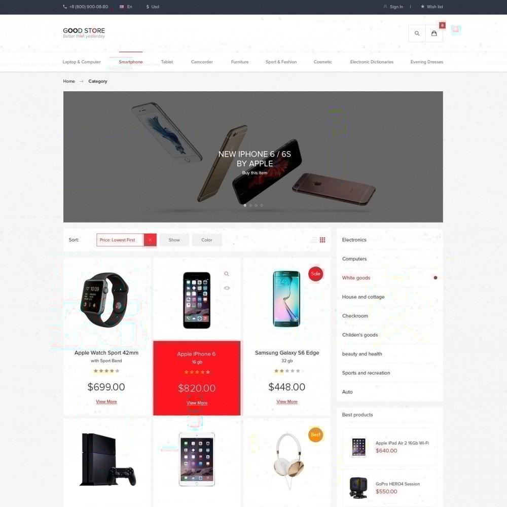 theme - Elektronik & High Tech - Duos Shop Electronics - 3