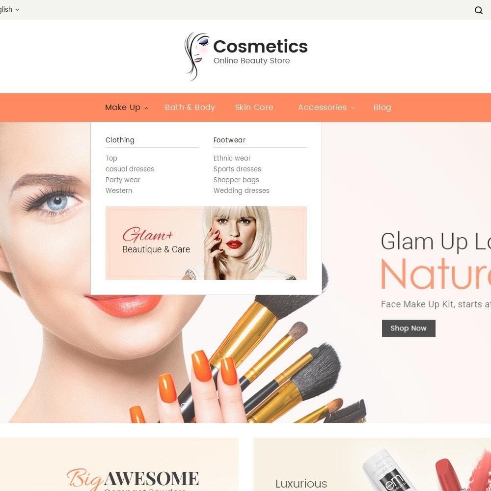 theme - Santé & Beauté - Cosmetic Store - 8