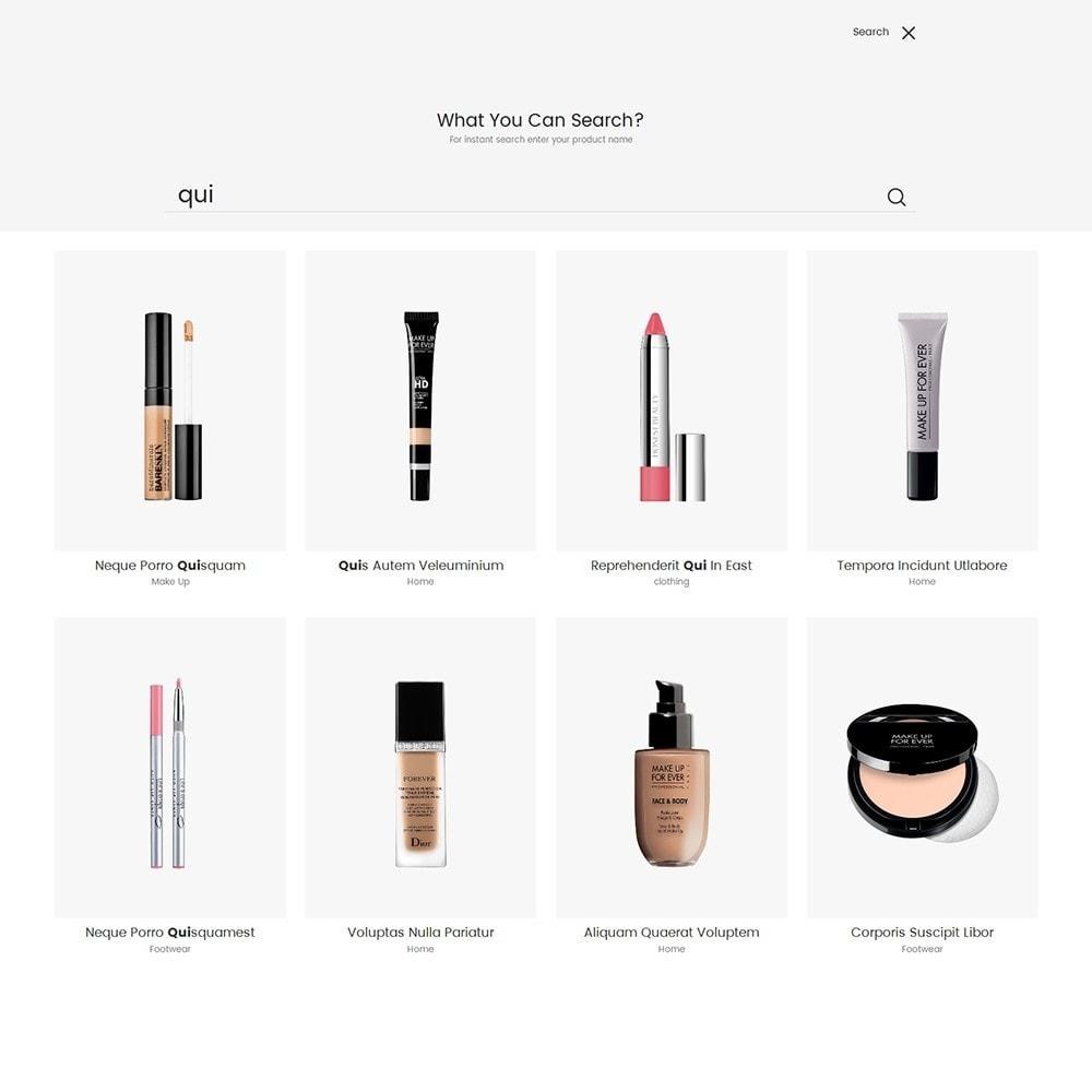 theme - Santé & Beauté - Cosmetic Store - 9