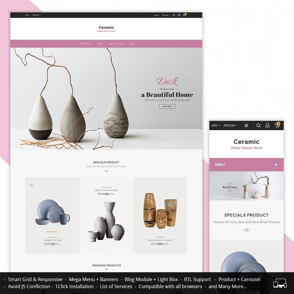 theme - Maison & Jardin - Ceramic Store - 2