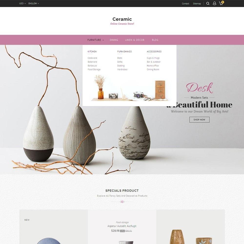 theme - Hogar y Jardín - Ceramic Store - 9