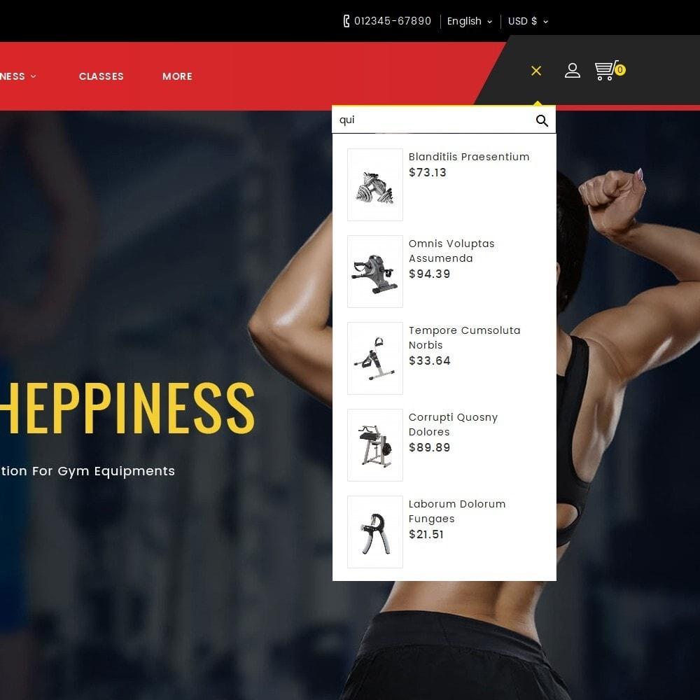 theme - Sport, Loisirs & Voyage - Fitness Equipment - 10