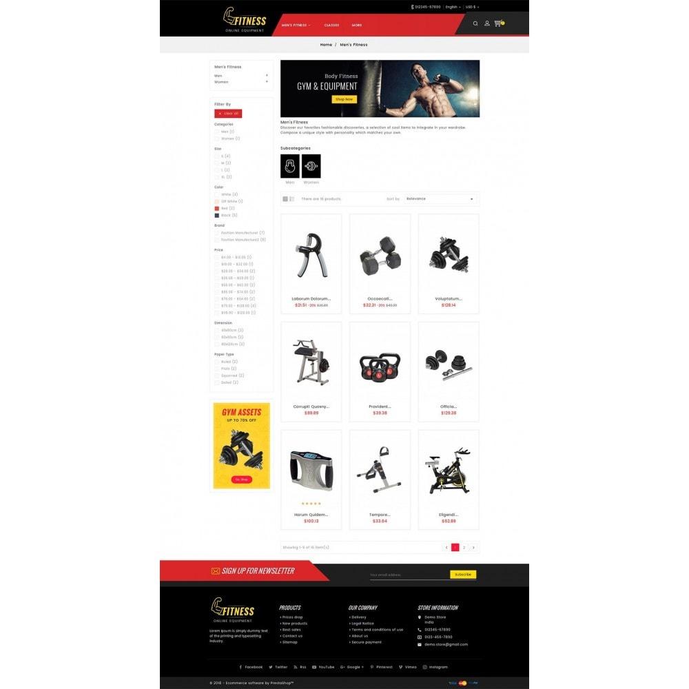 theme - Sport, Aktivitäten & Reise - Fitness Equipment - 4