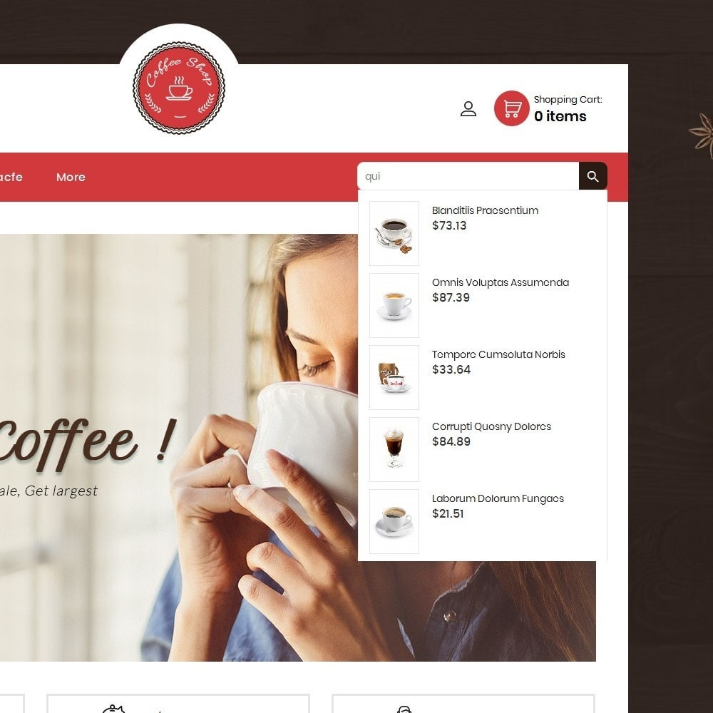 theme - Cibo & Ristorazione - Coffee Cafe Shop - 10