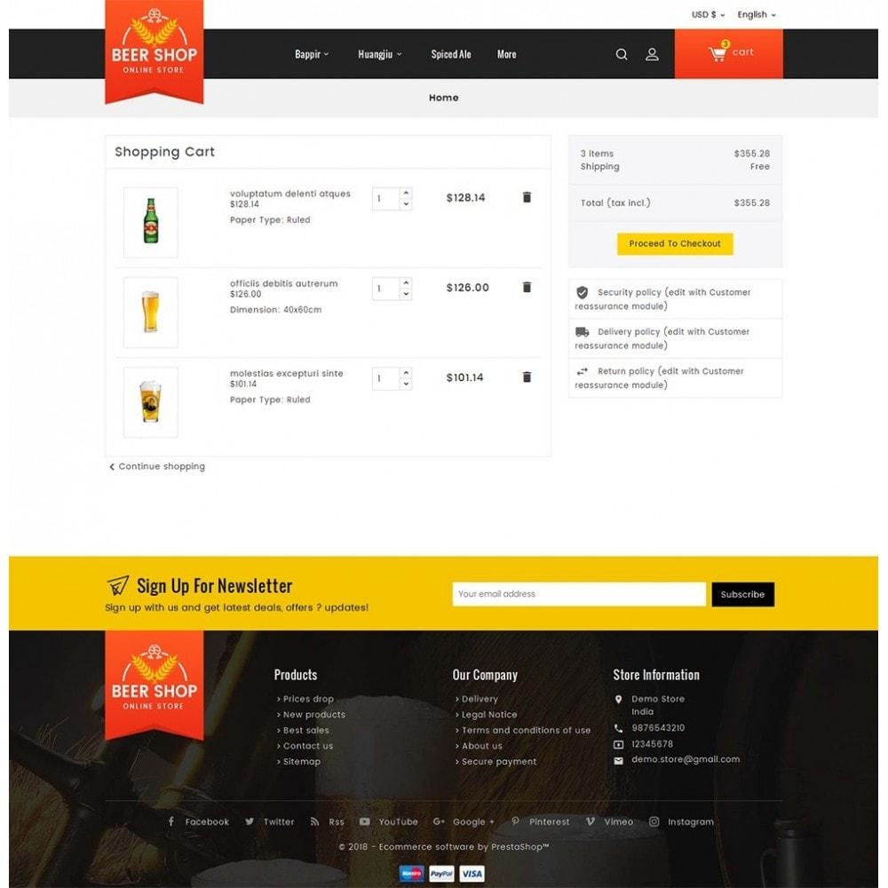 theme - Getränke & Tabak - Beer & Winery - 7
