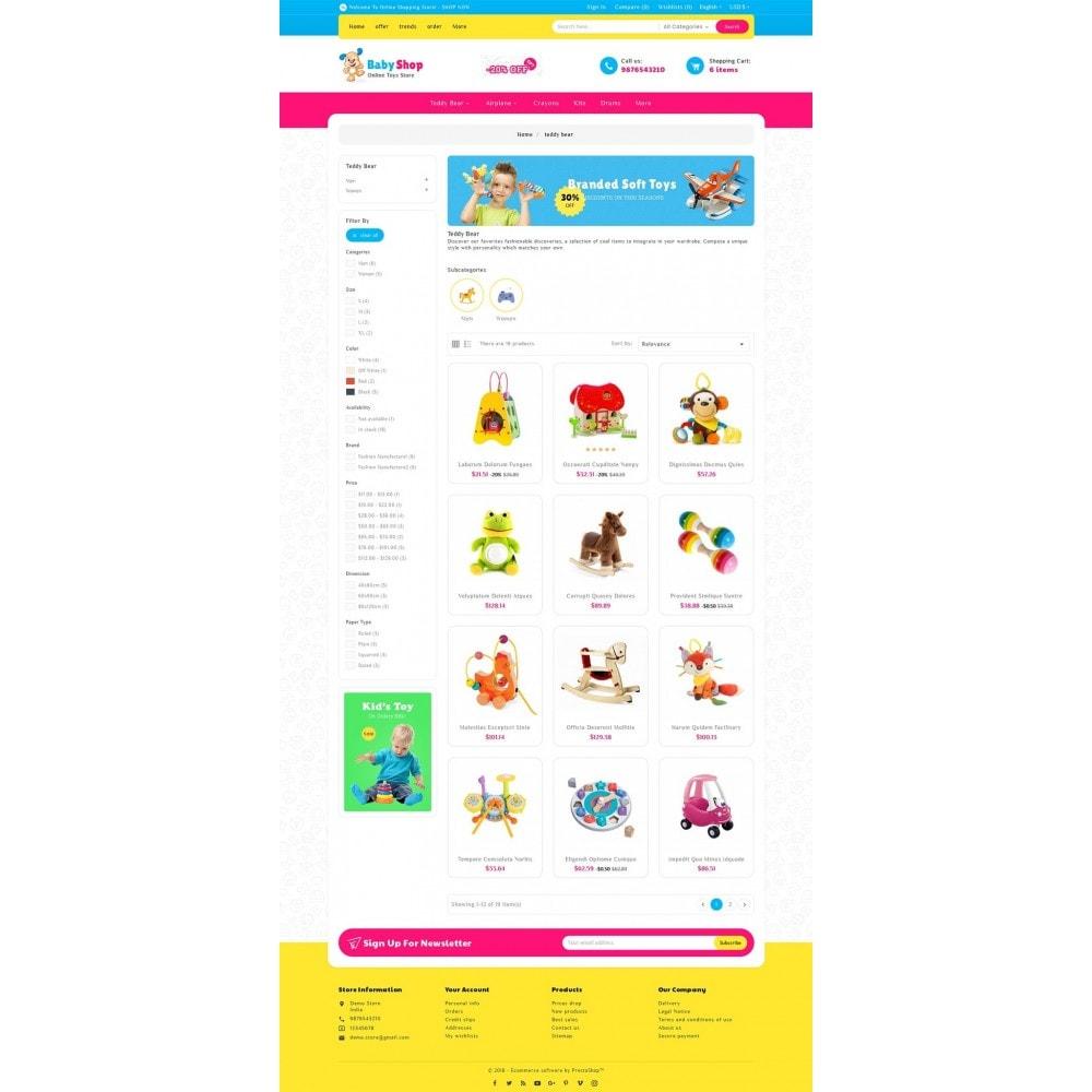 theme - Bambini & Giocattoli - Baby Toys - 4