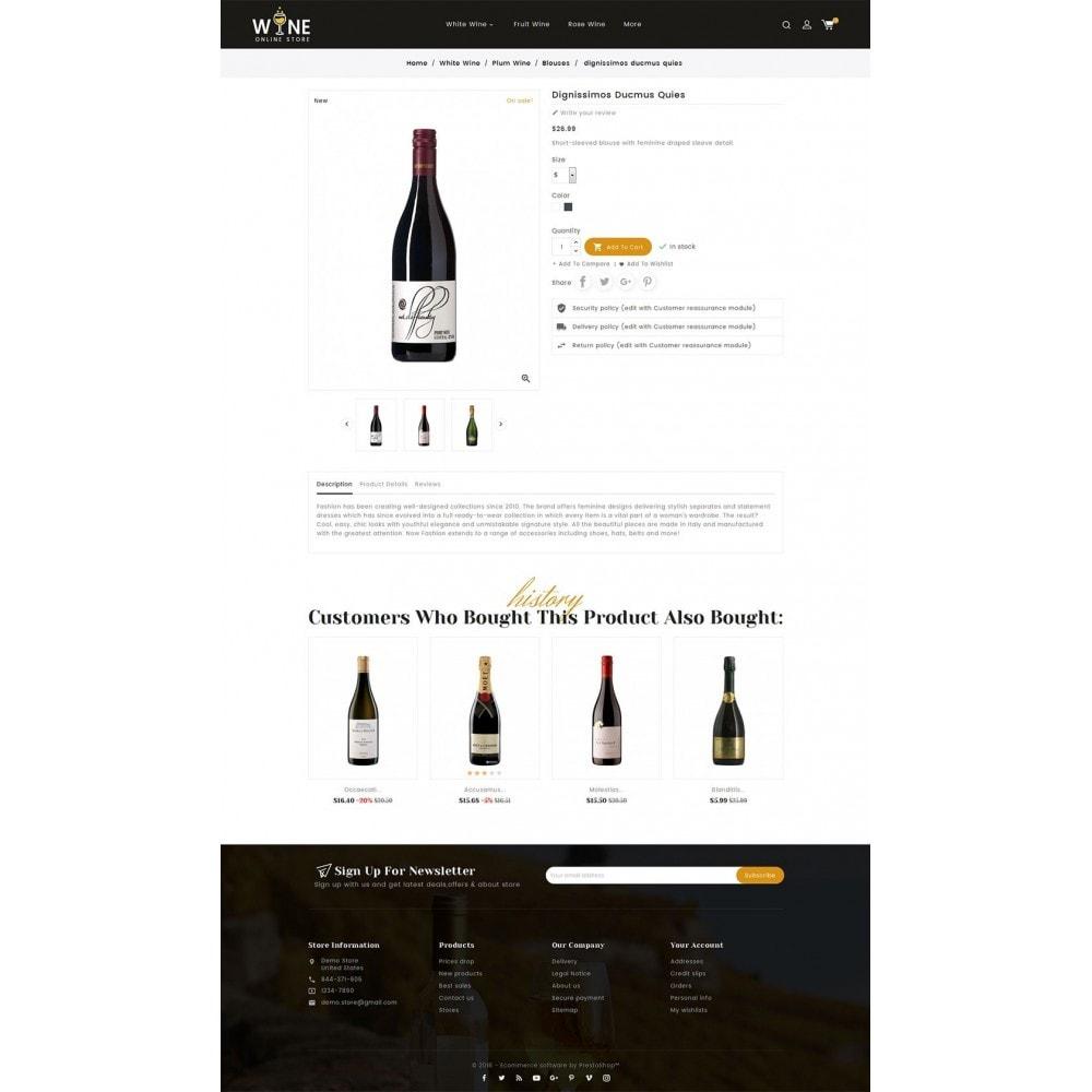 theme - Bebidas y Tabaco - Wine Yard - 6