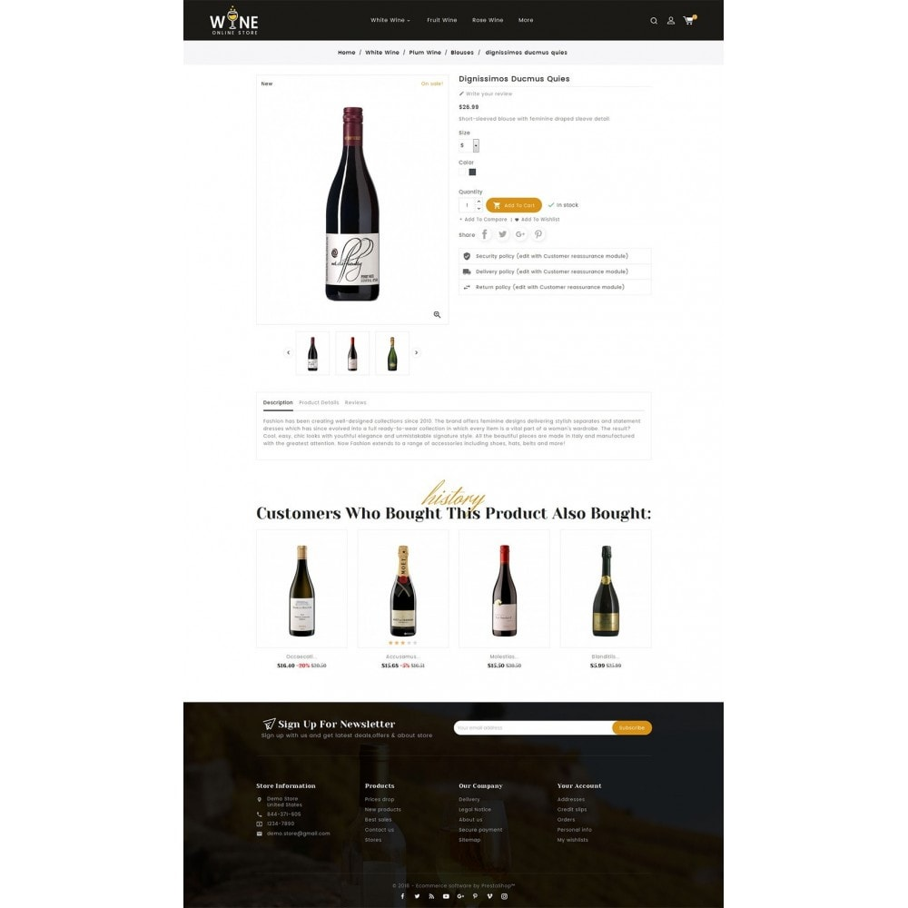 theme - Drink & Wine - Wine Yard - 6
