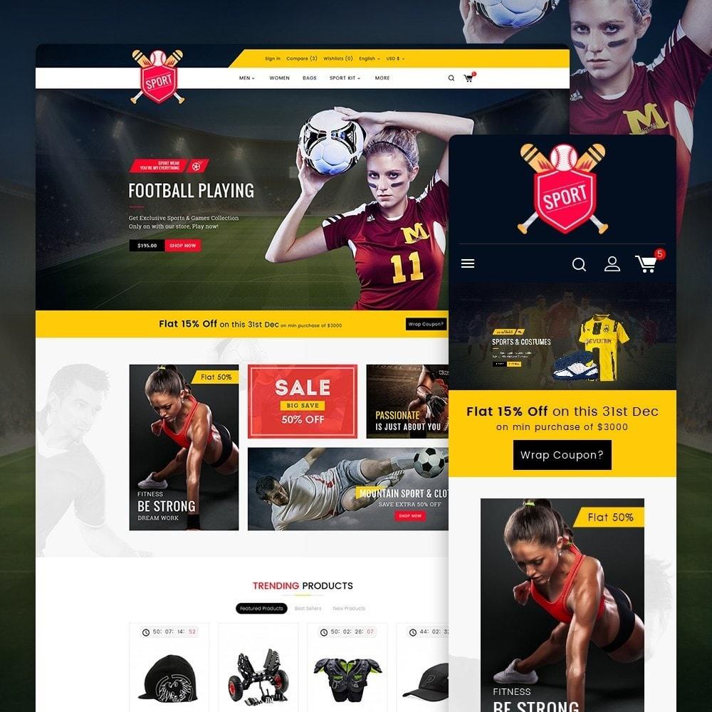 theme - Sport, Attività & Viaggi - Sports Equipment - 2