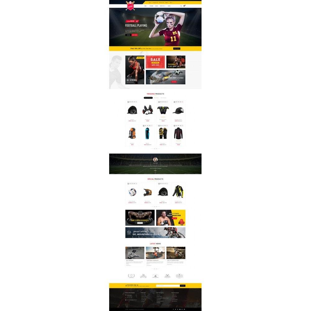 theme - Sport, Attività & Viaggi - Sports Equipment - 3