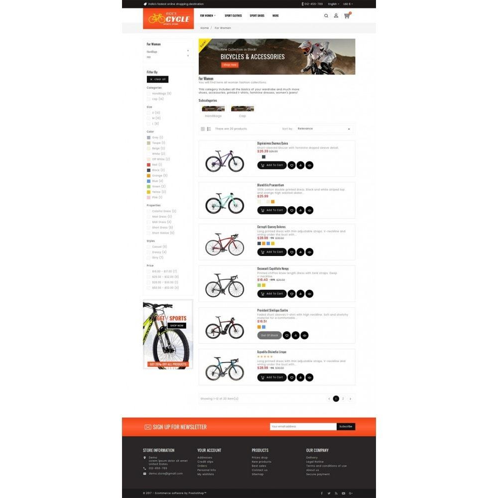 theme - Sport, Attività & Viaggi - Sports Bicycle - 5