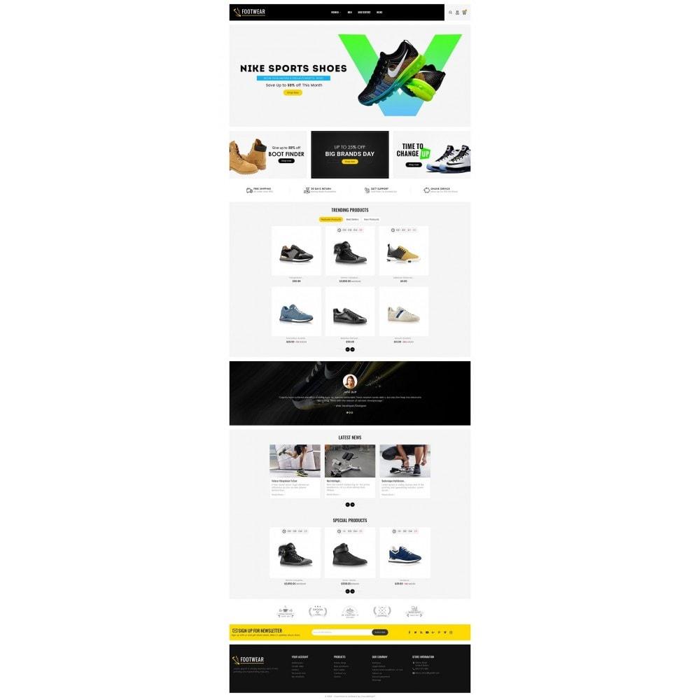 theme - Sport, Attività & Viaggi - Sports & Footwear - 3