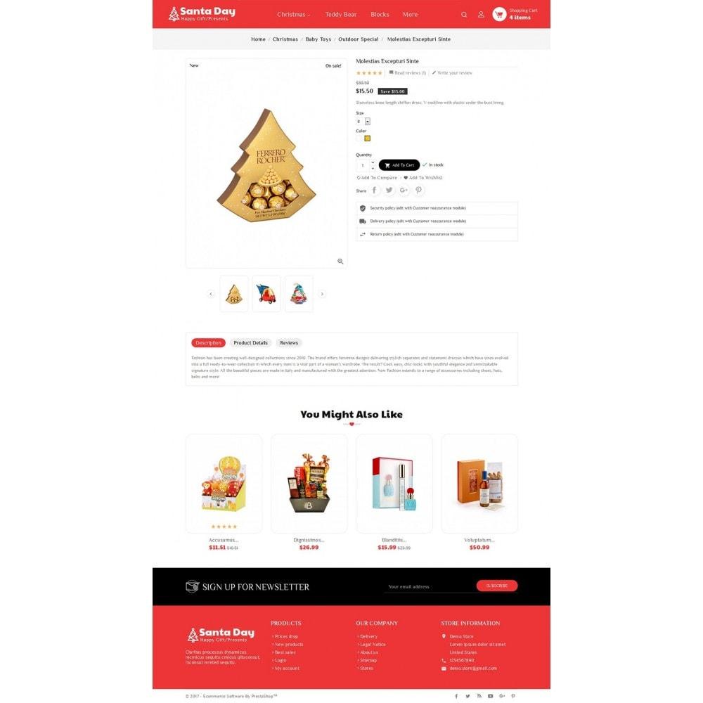 theme - Regalos, Flores y Celebraciones - Santa Gift Store - 6