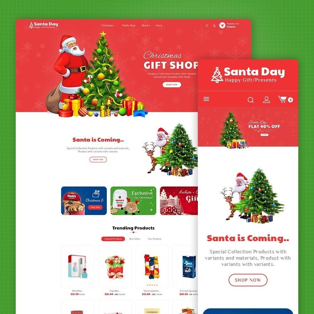 theme - Regali, Fiori & Feste - Santa Gift Store - 2
