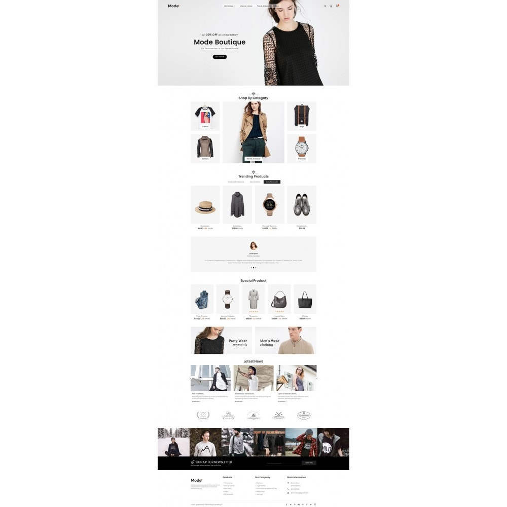 theme - Mode & Chaussures - Mode Fashion - 3