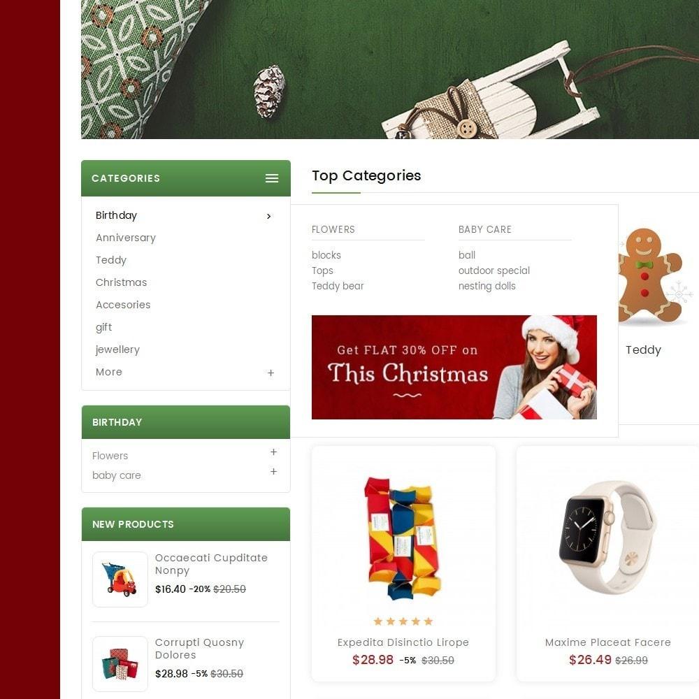 theme - Cadeaux, Fleurs et Fêtes - Mega Gift Shop - 9