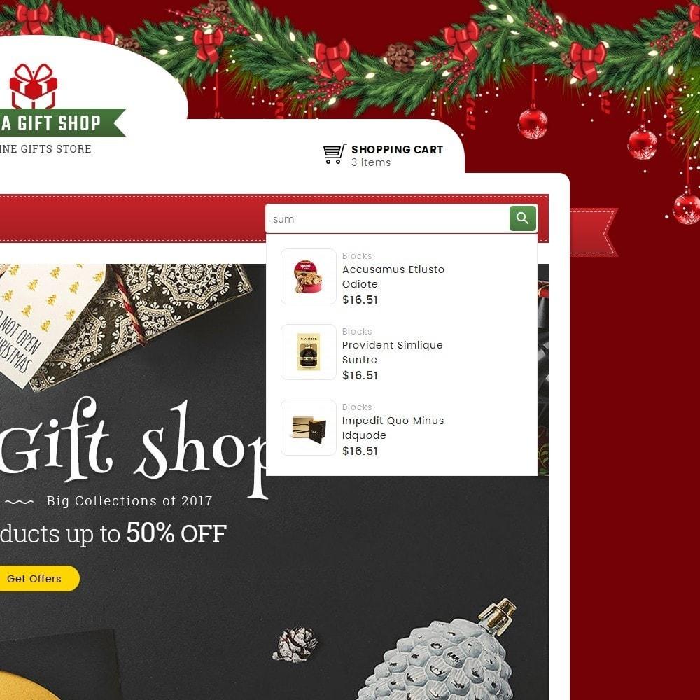 theme - Cadeaux, Fleurs et Fêtes - Mega Gift Shop - 10