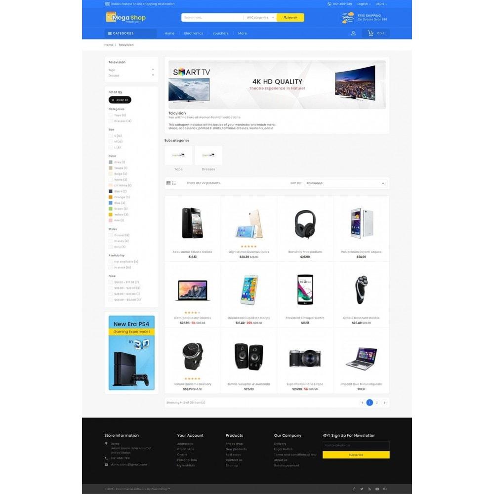 theme - Electronique & High Tech - Mega Electronics Shop - 4