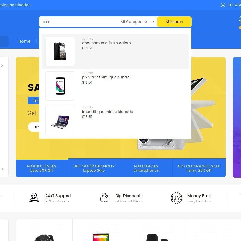 theme - Electrónica e High Tech - Mega Electronics Shop - 10