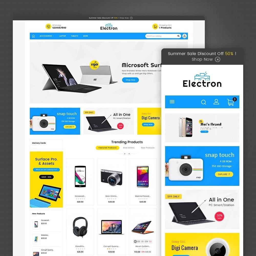 theme - Elektronik & High Tech - Mega Electron - 2