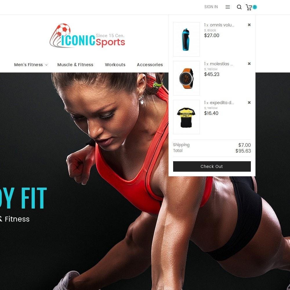 theme - Sport, Attività & Viaggi - Iconic Sports Store - 10