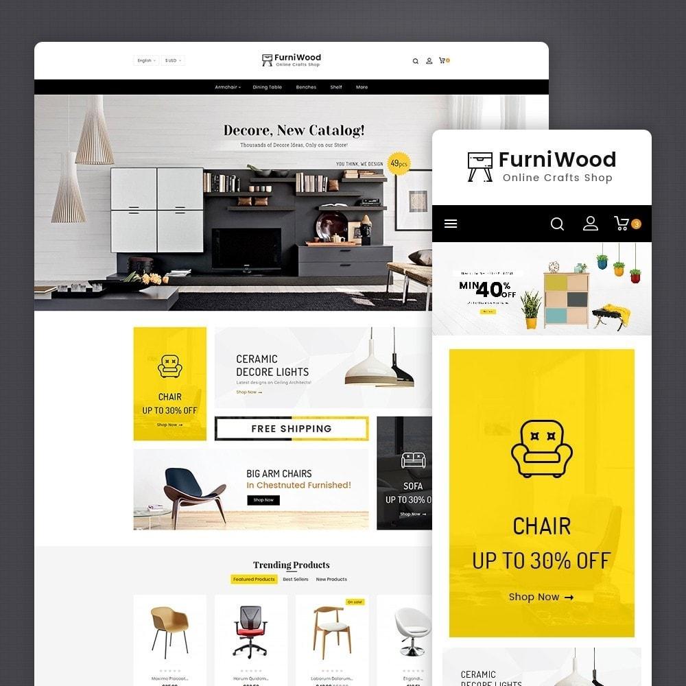 theme - Heim & Garten - FurniWood Decoration - 2