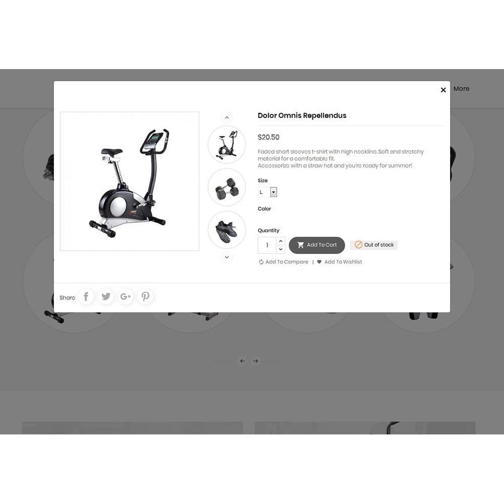 theme - Sport, Attività & Viaggi - Fitness Gym Equipment - 8
