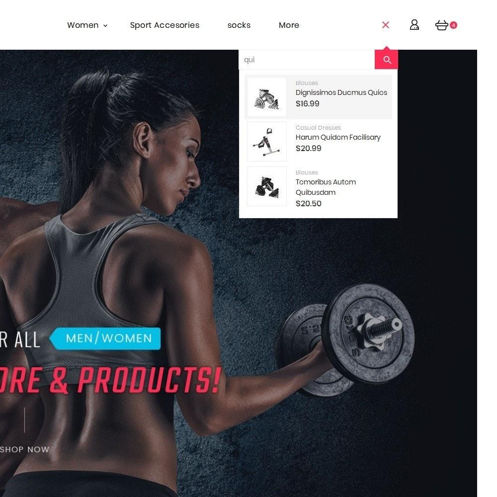 theme - Sport, Attività & Viaggi - Fitness Gym Equipment - 10