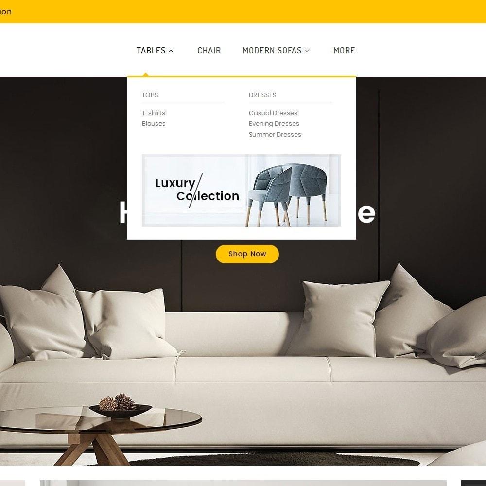 theme - Maison & Jardin - Decor Furniture Shop - 9
