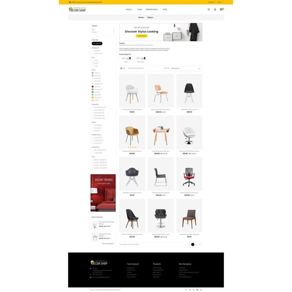 theme - Casa & Giardino - Decor Furniture Shop - 4