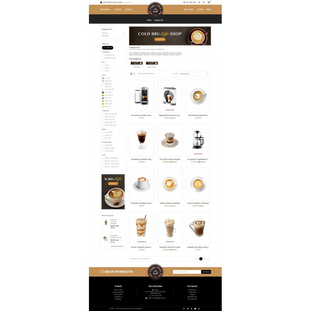 theme - Getränke & Tabak - Coffee Shop - 4