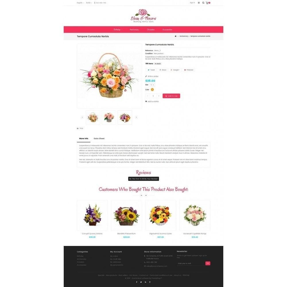 theme - Cadeaux, Fleurs et Fêtes - Bloom Flower Store - 6