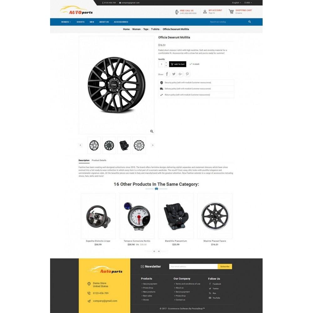 theme - Autos & Motorräder - Auto Parts - 6