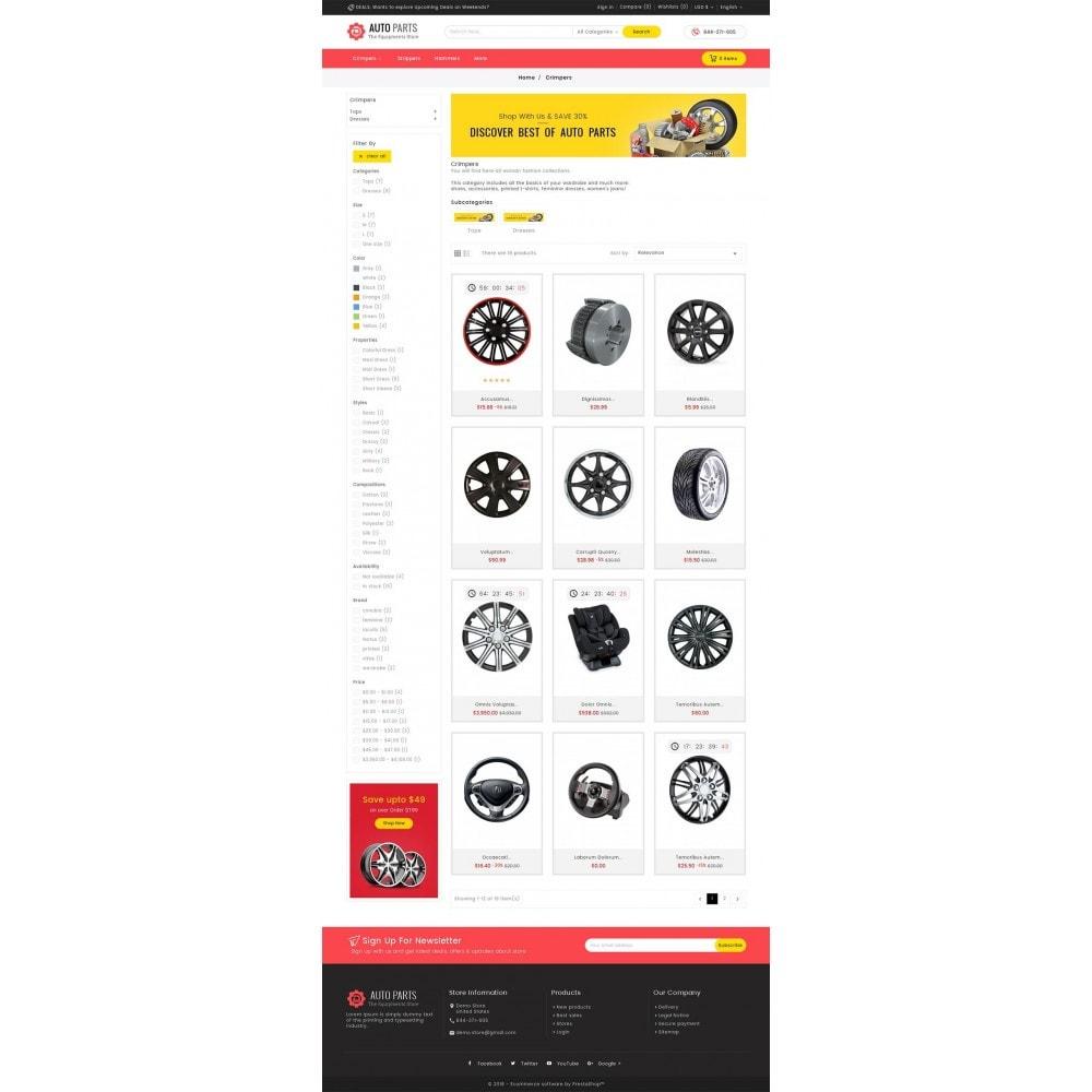theme - Autos & Motorräder - Auto Equipment Parts - 4