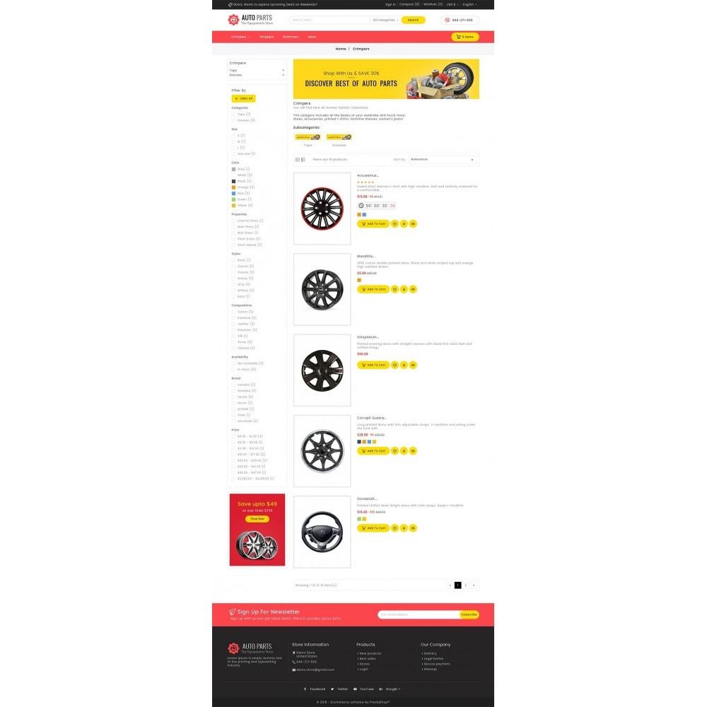 theme - Autos & Motorräder - Auto Equipment Parts - 5